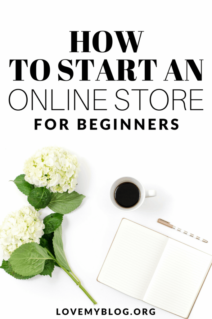 How to start a online boutique clothing store