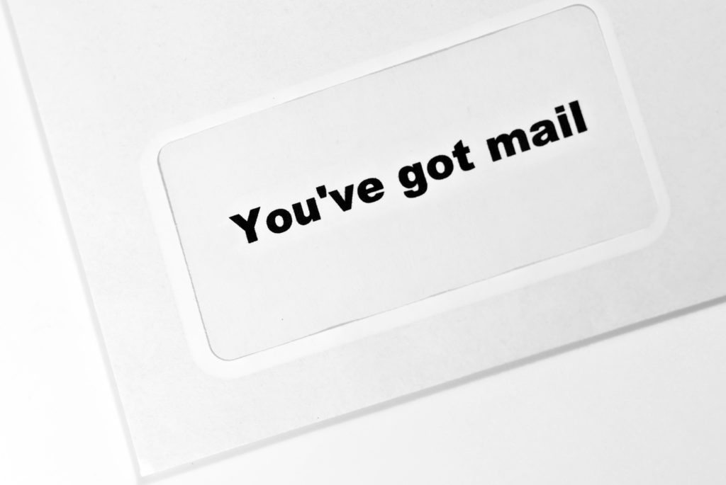 you've got email